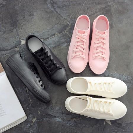 【百搭休閒雨鞋】雨鞋♡ 三色可選【E0129】