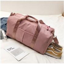 韓版超大容量乾濕分離 旅行包 健身包  ♡ 二色可選 牛津包 手提旅行袋 瑜伽包 運動包