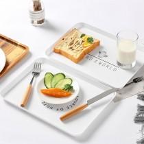 北歐風簡約小托盤 ♡ 四款可選 餐盤 點心盤 蛋糕盤