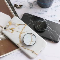 超美金線大理石手機殼  指環扣支架 ♡ 五款可選 大理石指環扣 大理石手機殼 泡泡騷 氣囊支架 iphone xs max xr oppo r9 r11 r15 三星  華為