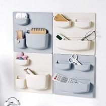 【免鑽洞】牆面收納架  牆面置物架 壁掛置物架 廚房收納架 浴室收納架