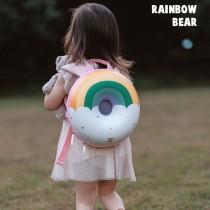 【兒童背包  萌趣造型!】 甜甜圈背包 背包 後背包 可愛包包 雙肩包 兒童背包 幼兒包【H0159】