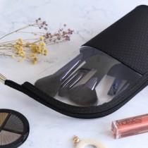 【晴天獨家訂製】立體化妝刷具收納袋  ♡ 易攜帶可放超過20隻刷具 化妝刷 蜜粉刷