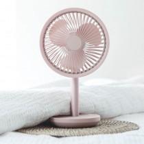 【簡約質感!擺頭設計】2019年最新款  SOLOVE桌上型風扇  USB風扇  無線風扇