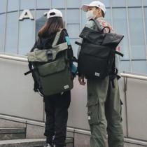 2018新款  潮流防水尼龍後背包 ♡ 二色可選  男女可用