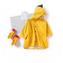 卡通恐龍兒童雨衣贈收納袋 ♡ 二色可選 3D恐龍兒童雨衣 恐龍雨衣 卡通恐龍兒童雨衣 造型雨衣 可愛雨衣【AF371】