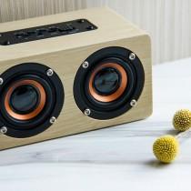【交換禮物】超質感木質音箱♡音質超好 四款可選