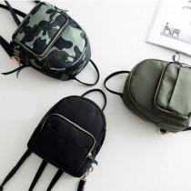【交換禮物】正韓學院風 女生時尚後背包 雙肩包後背包 學院風後背包  尼龍後背包❤三色可選