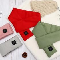 【寒流必備!防寒保暖】發熱圍巾♡六色可選 恆溫發熱 防寒用品 保暖圍巾  圍巾 暖暖包【G5709】