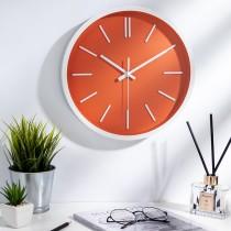 【安靜無聲 北歐風格】極簡靜音掛鐘 ❤️七色可選 時鐘 北歐風掛鐘 北歐風 掛鐘 壁掛時鐘 超靜音時鐘【H0136】
