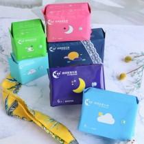 【12包一組】愛康衛生棉 護墊 夜用 加長 ♡ 涼爽舒適 六款可選 愛康icon  (可混搭)