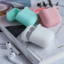 Airpods 專用矽膠保護套  ♡  14色可選  贈送隨身掛勾