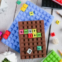 【學習必備】樂高積木筆記本  二種尺寸可選 拼字積木筆記 拼字 積木 筆記本