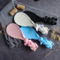 【日本熱銷!不粘飯粒】日本FRANCFRANC 兔子站立飯勺  直立式飯勺 兔子飯勺 飯匙