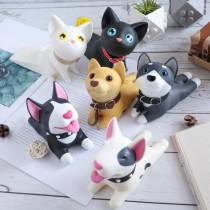 【交換禮物】動物門擋 萌系動物 五種樣式選擇 柴犬 狗 貓咪 門擋 防撞門擋