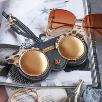 【七種款式】時尚造型款皮質墨鏡包 太陽眼鏡包 墨鏡皮袋 眼鏡包 眼鏡皮袋【E0140】