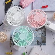 風神小風扇 手持風扇 雨傘風扇 自鎖夾 小風扇 手持 立扇