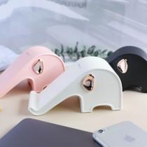 超萌小象無線充電 小象 大象 無線充電 無線 充電 手機周邊 手機無線充