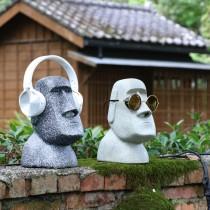 【爆紅熱銷】摩艾面紙盒  moai 復活島 鼻孔款【G1303】