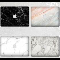 蘋果電腦四面保護貼-設計款   MAC貼膜  大理石貼膜 【多款式訂製】
